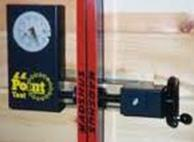 ski pressure tester