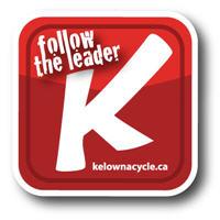 Kelowna Cycle, Platinum Sponsor to the West Kelowna Telemark Cross Country Ski Junior Race Team