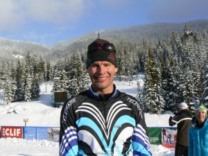 Telemark Head Coach Adam Elliot