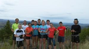 100M Ski Hill Camp