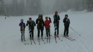 Ski Orienteering Podium 2012