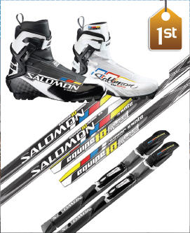 Fresh Air Experience raffle in support of the Telemark Junior Race and Biathlon Teams