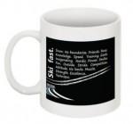 coffee mug ski