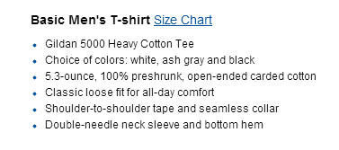 shirt spec ski