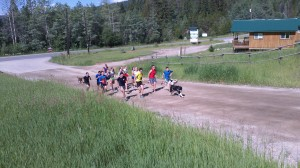 Osprey Camp Intervals