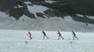 2013 Telemark Haig Glacier