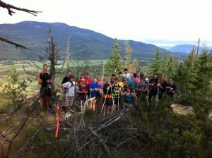 Regional Camp Run 2013