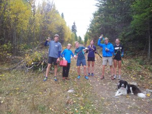 TR2 Trail Workers!