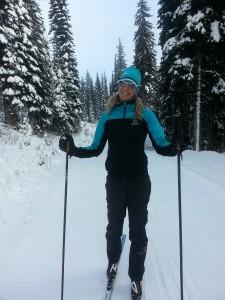 Silver Star Skiing Nov 17 2014