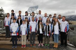 Team Kelowna - Innsbruck
